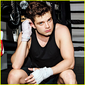 Sebastian Stan: 'Details' Fitness Feature!