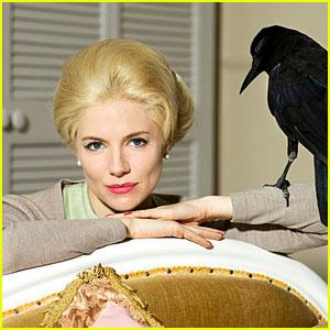 Sienna Miller: Tippi Hedren for HBO's 'The Girl'!