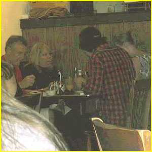 Taylor Swift & Conor Kennedy: Dinner with Her Parents!