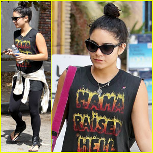 Vanessa Hudgens: Mama Raised Hell!