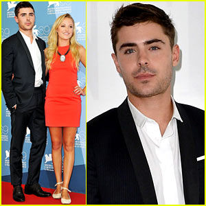 Zac Efron: 'At Any Price' Venice Photo Call!