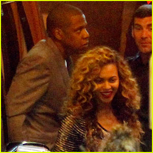 Beyonce: Birthday Dinner with Jay-Z!