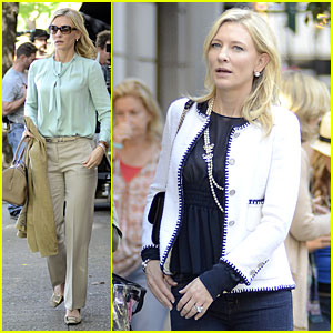 Cate Blanchett: 'The Maids' Star!