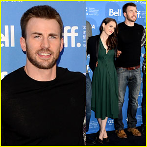 Chris Evans & Winona Ryder: 'Iceman' TIFF Photo Call!