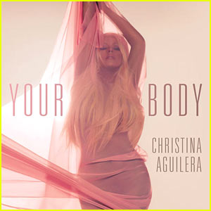 Christina Aguilera: 'Your Body' Cover Art!