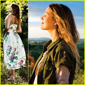 Drew Barrymore Talks Wine Company in 'Haute Living'