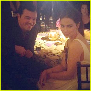 Emilia Clarke & Seth MacFarlane: New Couple Alert?