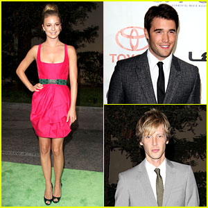 Emily VanCamp &#038; Josh Bowman: Environmental Media Awards!