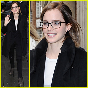 Emma Watson: 'Perks' Pushed Me Out of My Comfort Zone!