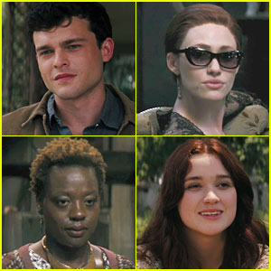 Emmy Rossum & Viola Davis: 'Beautiful Creatures' Trailer!