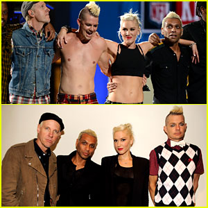 Gwen Stefani & No Doubt Perform at NFL Kic