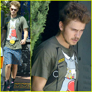 Hayden Christensen: Monday Moving Day