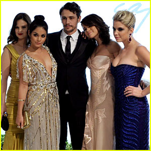 Vanessa Hudgens &#038; Selena Gomez: 'Spring Breakers' Venice Premiere!