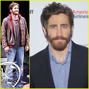 Jake Gyllenhaal: 'If There is I Haven't Yet' Opening Night!