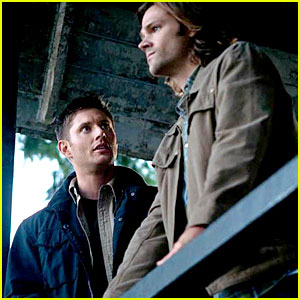 Jared Padalecki & Jensen Ackles: New 'Supernatural' Stills!