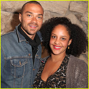 Jesse Williams: Married to Aryn Drake-Lee!