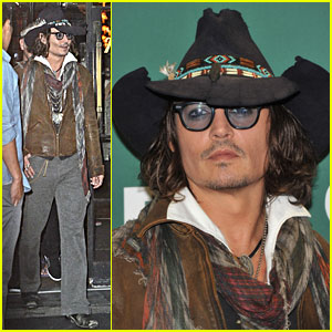 Johnny Depp: Damien Echols Book Discussion!