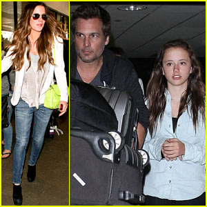 Kate Beckinsale: There Was No Casting Couch for 'Total Recall'!