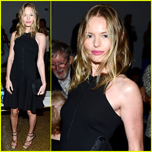 Kate Bosworth: Cushnie et Ochs Fashion Show at NYFW!