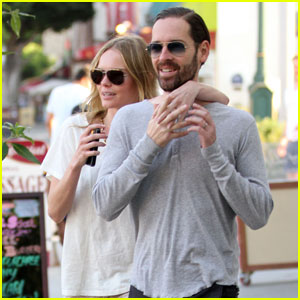 Kate Bosworth &#038; Michael Polish: Los Angeles Lovers