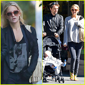 Kate Hudson: Everything is Wonderful!