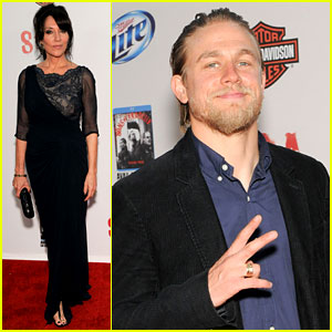 who is charlie hunnam dating now 2013