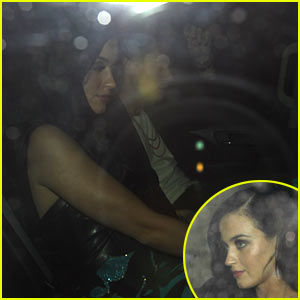 Katy Perry & John Mayer: Post-VMA's Dinner!