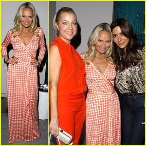 Kristin Chenoweth: Mastro's Dinner with 'GCB' Ladies!