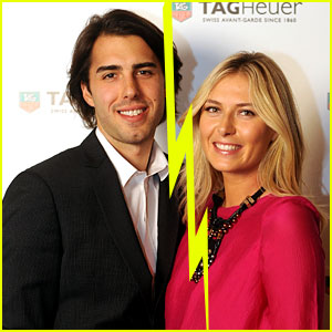 Maria Sharapova & Sasha Vujacic Split, End Engagement