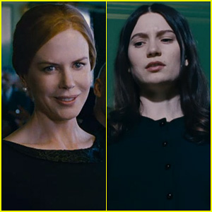 Nicole Kidman & Mia Wasikowska: 'Stoker' Trailer - Watch Now!