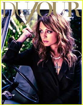 Nicole Richie Covers 'DuJour' October 2012!