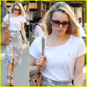Rachel McAdams: The Grove Shopper