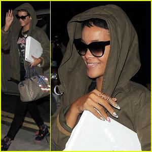 Rihanna: London Lady