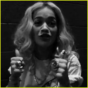 Rita Ora's U.S. Tour Diary Part One - Exclusive!