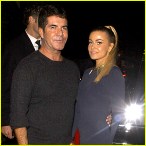 Simon Cowell: Dinner Date with Carmen Electra!