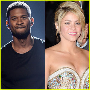 Usher & Shakira Replace Christina Agu