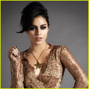 Vanessa Hudgens: 'Untitled' Magazine Cover Girl!