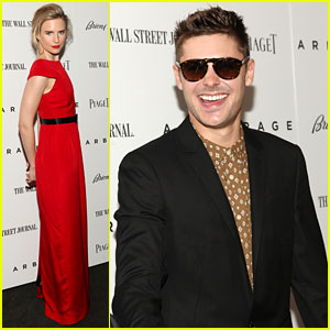 Zac Efron: 'Arbitrage' Premiere in New York City!