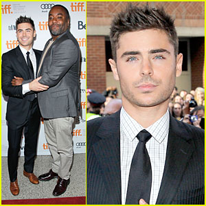 Zac Efron: 'Paperboy' Premiere at TIFF!