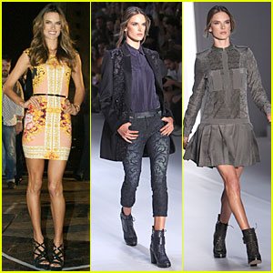 Alessandra Ambrosio: Colcci Spring/Fall 2013 Collection Model!