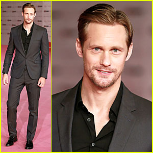 Alexander Skarsgard: RomaFictionFest Closing Ceremony!
