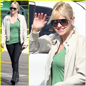 Anna Faris: Whole Foods Run with Dad Jack!