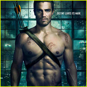 Stephen Amell's 'Arrow' Debuts Best CW Premiere Ratings Since 2009!