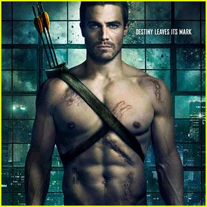 Stephen Amell's 'Arrow' Debuts Best CW Premiere Ratings Since 2009!