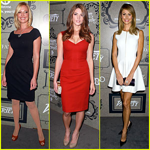Ashley Greene & Katherine Heigl: Variety's Power of Women Event!