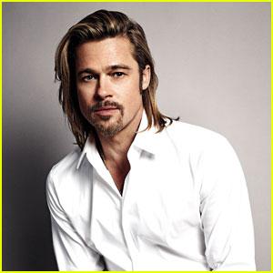Brad Pitt: Chanel No. 5 Ad Campaign!