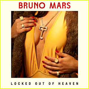 Bruno Mars' 'Locked Out of Heaven': JJ Music Monday!