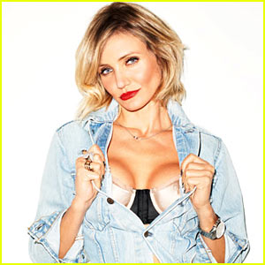 Cameron Diaz: 'Esquire UK' Feature!