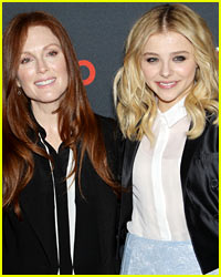 Chloe Moretz & Julianne Moore: 'Carrie' Teaser at Comic-Con!