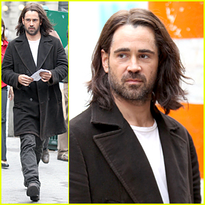Colin Farrell: Hurricane Sandy Shuts Down 'Winter's Tale' Set!